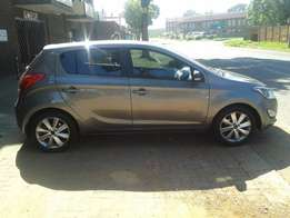 2013 Hyundai i20 1.4Gl For Sale R110,000 Is Available