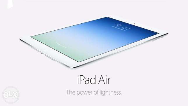 iPad Air 16 GB - WiFi - 4G