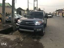 Clean 04 4runner for sale.