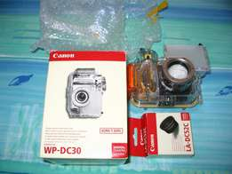 Canon Underwater Camera Housing.