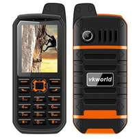 VK World Stone V3 Plus Cell Phone- GM001