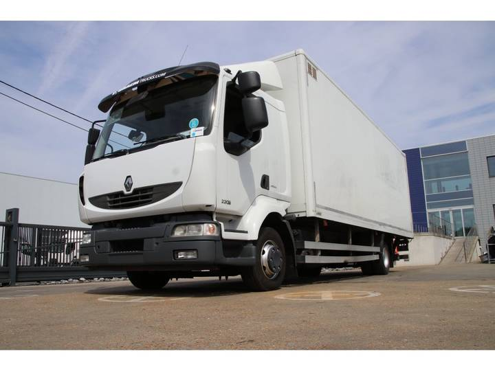 Renault MIDLUM 220.12 DXI - EURO 5 - 2011