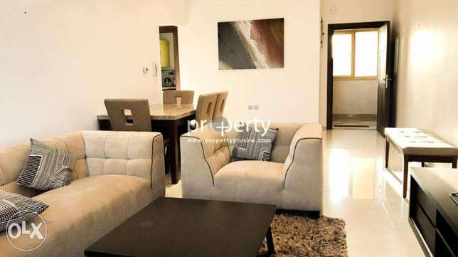 Sea view Furnished two bedroom apartment for rent salmiya