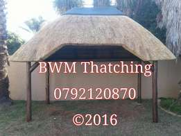 Thatching Lapas Job Needed.
