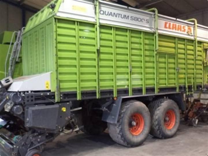 Claas QUANTUM 5800 S - 2006