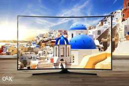 """Samsung 55"""" inch UHD 4K Smart, Curved, 7th Series, TV"""