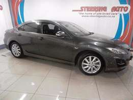 2012 mazda 6 2.0 active a sporty sedan in showroom condition