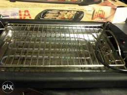 Smokeless griller. Excellent condition. R300