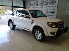Ford Ranger 3.0 TDCi XLE a Ford D/C for under R200 000