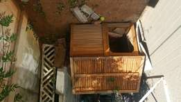 Dog Kennel For Sale R300