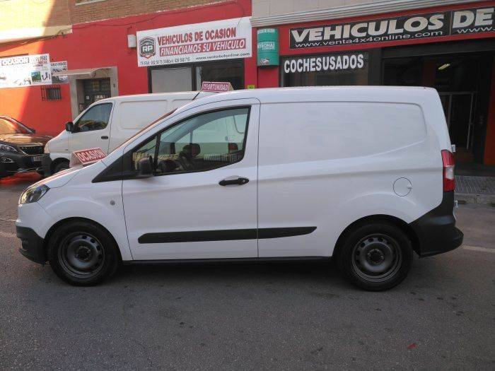 Ford Transit Courier Van 1.5tdci Trend 75 - 2016