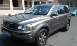 Volvo XC90 D5 5-seater with Sunroof