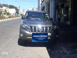 Toyota Landcrusier Prado 2015 TX-L 2700cc at Avenue Motors Ltd