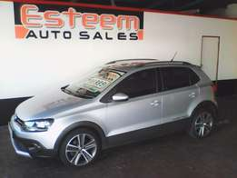2013 Vw Cross polo 1.6 Tdi,, excellent condition. Finance arranged.