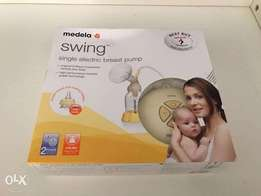 Medela Swing Breast Pump NEW from UK