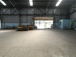 Commercial Warehouse to Let in Mahogany Ridge - 2614SQM