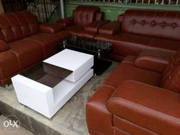 High Quality Leather Sofa - Affordable