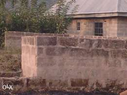 Twin Units of 2 Bedroom Semi-Detached Uncompleted Bungalow