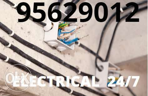 We give you a truly fitting service about electrics and plumbing,