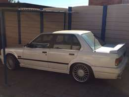 Bmw E30 Swop with Cash Difference