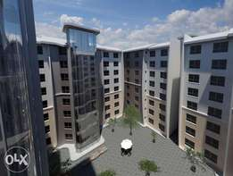 3 bedroom apartments for sale in Thindigua along Kiambu rd