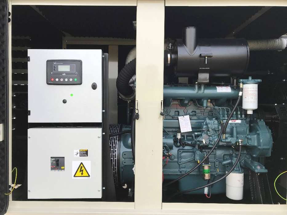 Doosan D1146T - 132 kVA Generator - DPX-15549 - 2019 - image 8