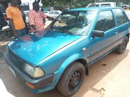 Toyota Starlet Automatic