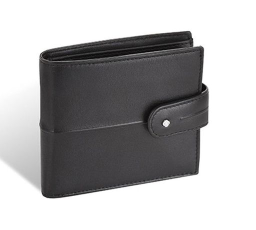 248eed20675ce Samsonite skórzany portfel męski RFID