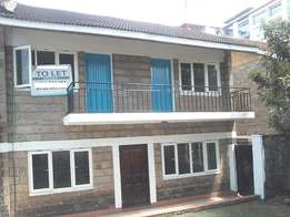Very Strategic Commercial 5 Bedroom Townhouse - Westlands