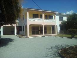 A gorgeous 4 bedroom house in nyali for rent