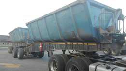 Top Trailer Super link for sale