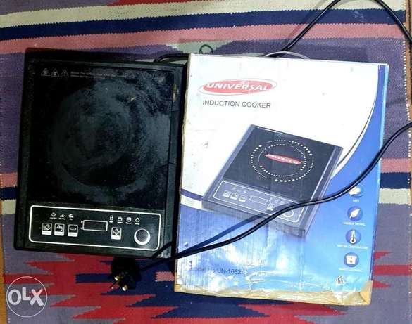 Universal brand induction cooker for Sale.