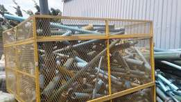 Various size, lengths and types of PVC Pipes for sale. Selling as-is.