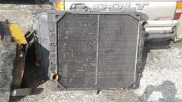 Various fans and radiator grilles for various trucks (MAN & VSeries).
