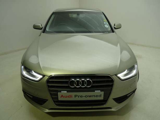 2015 Audi A4 1.8TFSI SE Mutlitronic 125KW Cuvee Silver Menlyn - image 2