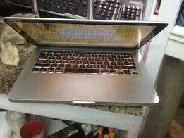 Very clean New laptop  MacBook Pro Intel Core I5 13'' 4Gb/500Gb 2012