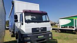 MAN 14ton truck up for grabs at a bargain !!