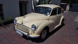 Morris Minor for sale - NOT TO BE MISSED!