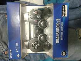 New dual shock ps3