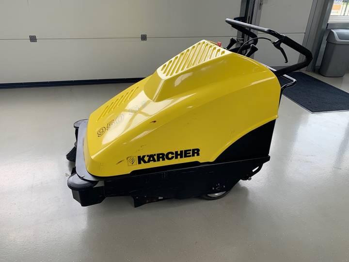 Kärcher KSM 950 S Veegmachine