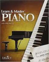 Learn & Master Piano Home Study Course (DVD Videos)