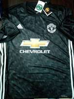 Manchester united 2017/18 away Jersey