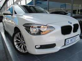2013 BMW 125 i 5 Dr. Automatic