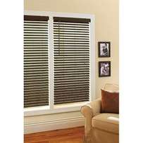 Curtains and windows blinds