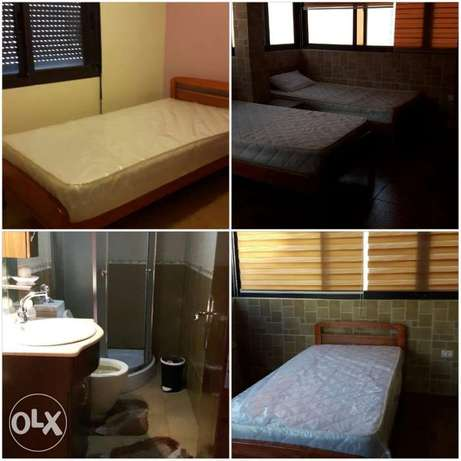Foyer for girls only and private rooms فواييه للبنات & غرف