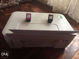 Hp Wireless Deskjet Printer. USB and WIFI Certified.1 month old NO INK