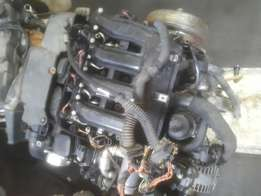 Bmw EE90 320 D Enging complete for sale
