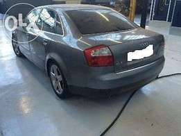 Audi A4 (B6) Stripping For Spares