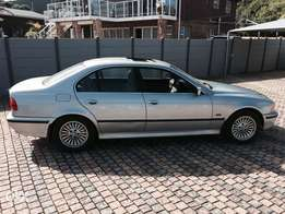 Bmw 528i auto In good condition