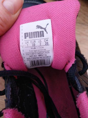 Buty Puma roz. 33 dziewczęce Bytom • OLX.pl